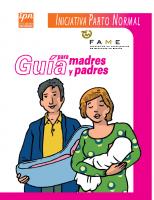 Iniciativa al parto normal. Guia para padres y madres