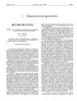 ESTATAL. Ley 16-2003, de 28 de mayo, de cohesión y calidad del Sistema nacional de Salud.