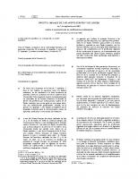 EUROPEA. Directiva 2005-36-CE del Parlamento Europeo y del Consejo relativa al reconocimiento de cualificaciones profesionales