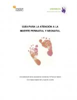 El parto es Nuestro y Umamanita. Guía para la atención a la muerte perinatal y neonatal.