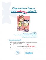 Guía para padres de actuación ante accidentes infantiles. Sociedad Española de Urgencias de Pediatría.2013