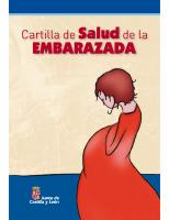 Junta de Castilla y León. Cartilla de Salud de la Embarazada