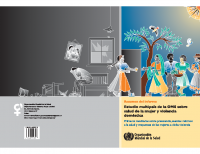 OMS. Estudio multipaís de la OMS sobre salud de la mujer y violencia doméstica. 2005