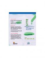 Folleto SITE: servicio de información telefónica para la embarazada sobre teratógenos
