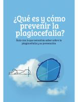 Guia plagiocefalia